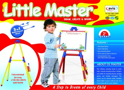 Avis Little Master Board 3 in 1