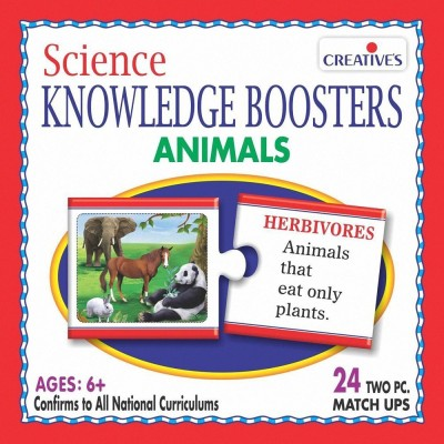 Creative's Science Knowledge Booster-Animal