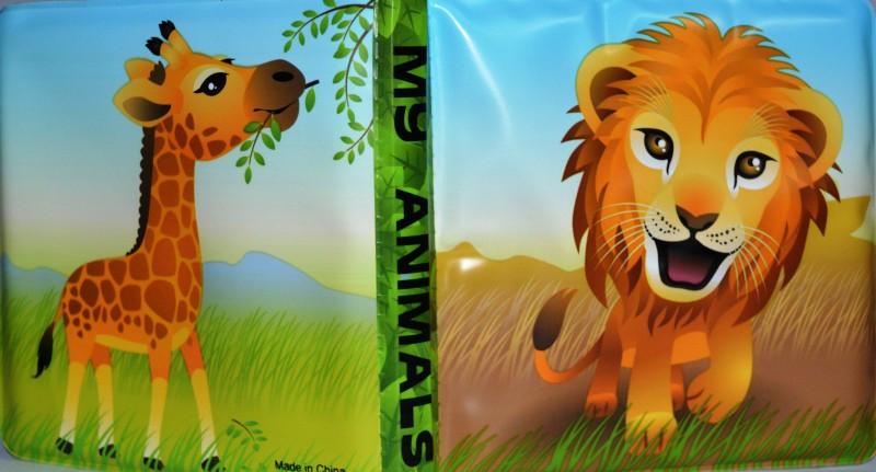 Ladybug Splash Book - My Animals(Multicolor)