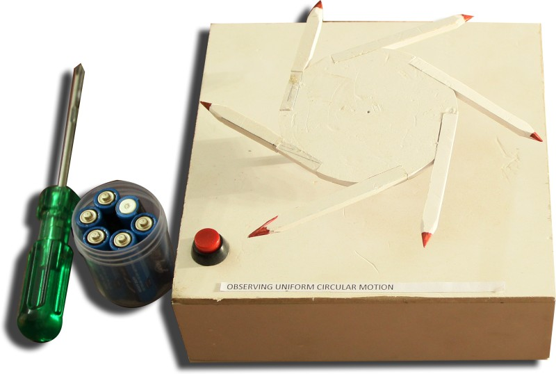 uniform circular motion lab report