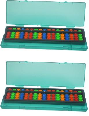 Djuize Abacus Multicolor box 17 rod