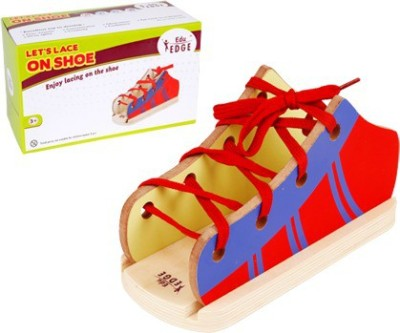 Eduedge Let,S Lace - On Shoe