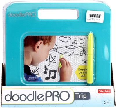 Fisher-Price Doodle Pro Travel - Blue