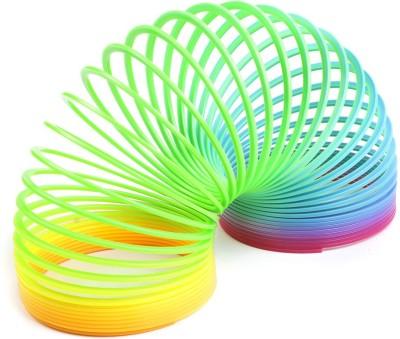 Stylezit Spring Rainbow Slinky Big