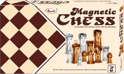 Annie Magnetic Chess Board Game