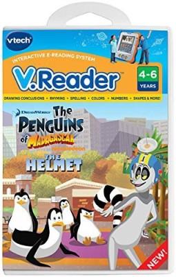 VTech V.Reader Software - Penguins Of Madagascar