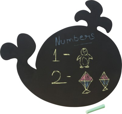 Skillofun Black Chalk Board - Whale