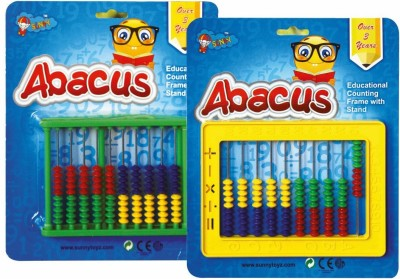 Sunny Abacus - Counting Frame with stand
