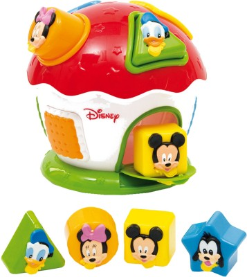 Disney Mickey Mouse Shapes and Colours