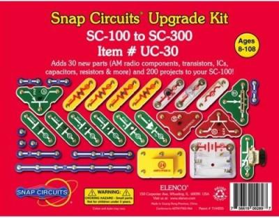 Elenco Snap Circuits Upgrade Kit SC-100 to SC-300