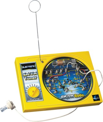 Elenco Maxitronix AM/FM Radio Science Kit
