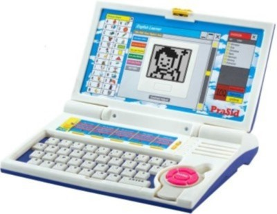 Dinoimpex Dino English Learner Laptop for Kids 20 Activities