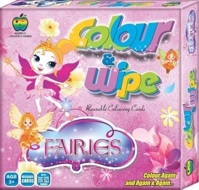 Applefun Colour & Wipe Faries