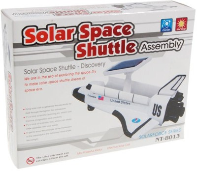 Duiken Solar Space Shuttle Assembly