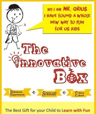 The Innovative Box Mr.Qrius