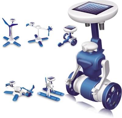 Jib 6 in 1 Solar DIY Hybrid energy kit Series 2