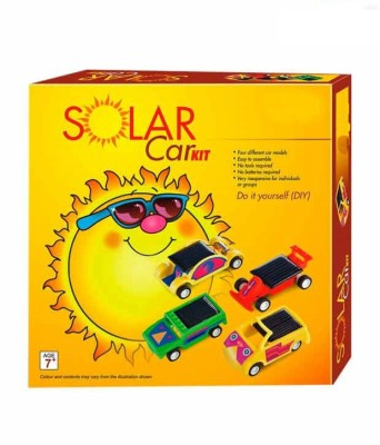 Prro Solar Car Kit