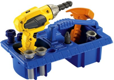 Fisher-Price Drillin, Action Tool Set