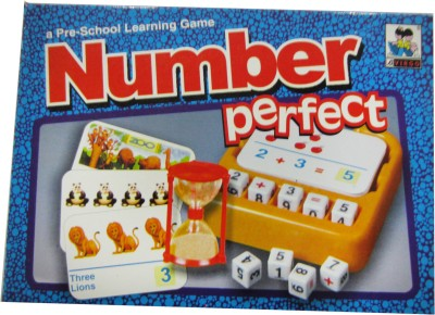 Virgo Toys Number Perfect