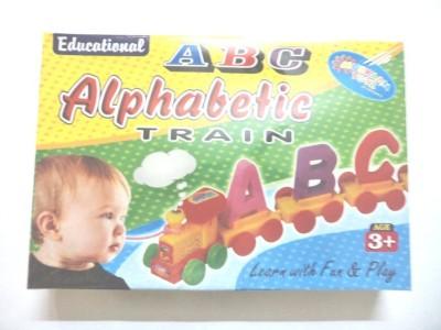 Muskaan Toyz ABC Alphabetic Train