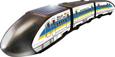 Solar Inertia do it yourself solar bullet train kit