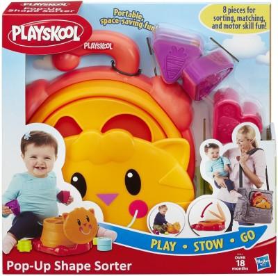Playskool Pop up Shape sorter