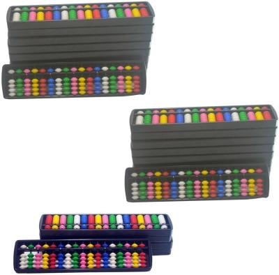 Djuize Abacus 17 Rod Mutilcolor - Set of 25