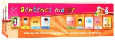 CP Bigbasket Sentence Maker Learning Toy For Kids