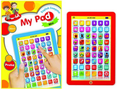 Shop & Shoppee My Pad Mini English Learning Tablet