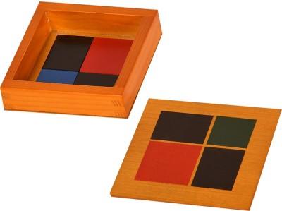 Kidken Montessori Binomial Squares