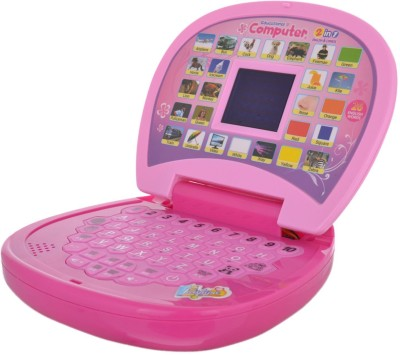 Udee KIDS Educational Laptop With Led Screen 2011A Multicolor