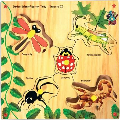 Skillofun Junior Identification Tray Insects II
