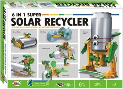 Ekta 6 In 1 Solar Recycler