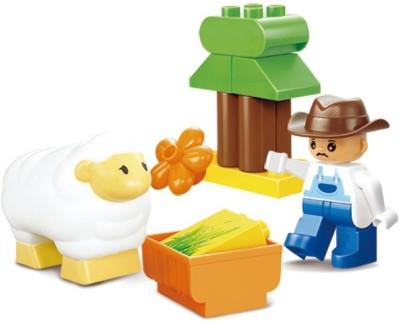 Sluban Lego Happy Farm Learning Toy M38-B6015