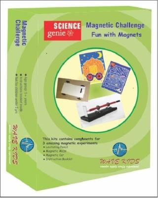 Wavekids Magnetic Challenge