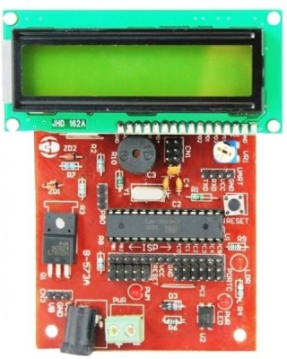 Robomart Atmega8 Mini Ics Development Board V1.0