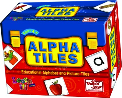 United Toys Alpha Tiles