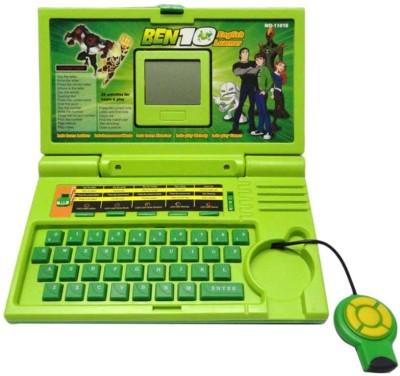 Prro Ben10 Learning Laptop