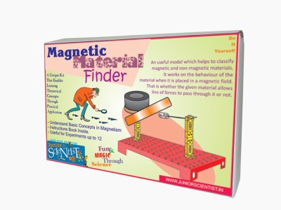 Junior Scientist Physics Magnetic Meterial Finder