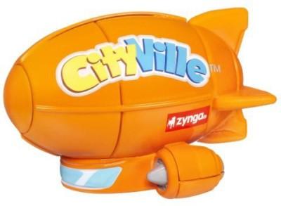 Hasbro Cityville Skyline Game (Zapped Edition)