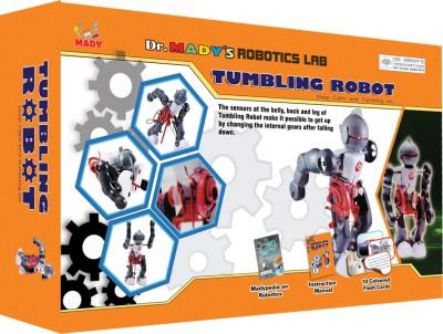 Dr. Mady Tumbling Robot