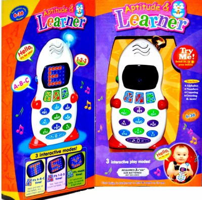 Jouet Learner Toy Phone Early Development