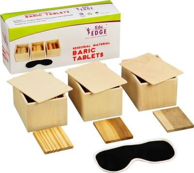 Eduedge Montessori Materials Sensorial - Baric Tablets