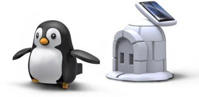 Emob Penguin Life Solar Rechargeable kit