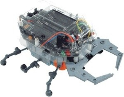 Elenco Scarab Robot Kit