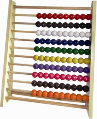 Kinder Creative Counting Abacus (1 - 100)