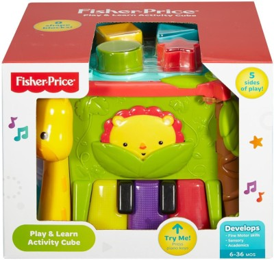 Fisher-Price ECL Busy Learning Box US