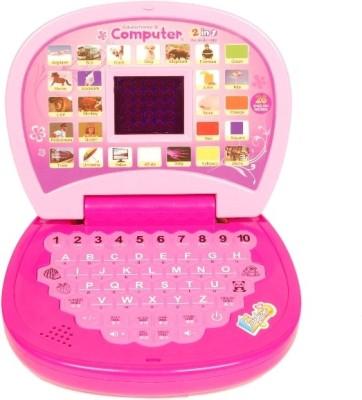 Homeshopeez Kids English Learner Mini Laptop-D