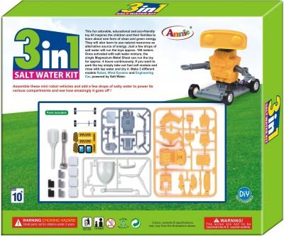 Annie 3 In 1 Salt Water Kit