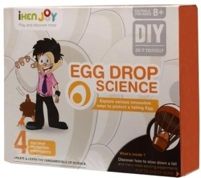 iKen Joy Egg Drop Science